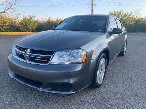 2013 Dodge Avenger for sale at Craven Cars in Louisville KY