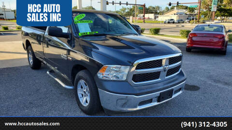 2014 RAM Ram Pickup 1500 for sale at HCC AUTO SALES INC in Sarasota FL