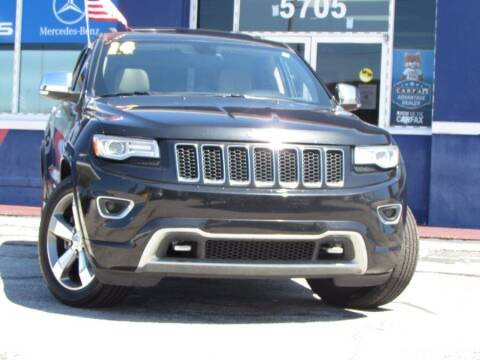 2014 Jeep Grand Cherokee for sale at VIP AUTO ENTERPRISE INC. in Orlando FL