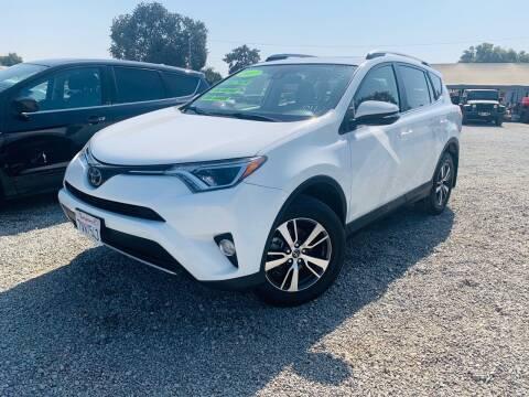 2017 Toyota RAV4 for sale at LA PLAYITA AUTO SALES INC - Tulare Lot in Tulare CA