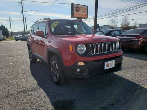 2016 Jeep Renegade for sale at Cars 4 Grab in Winchester VA