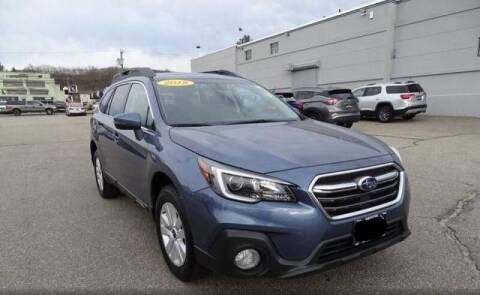 2018 Subaru Outback for sale at Mobility Solutions in Newburgh NY