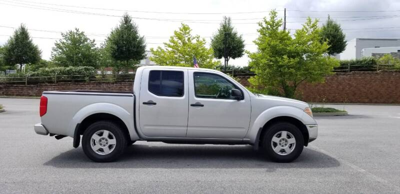 2007 Nissan Frontier for sale at Lehigh Valley Autoplex, Inc. in Bethlehem PA