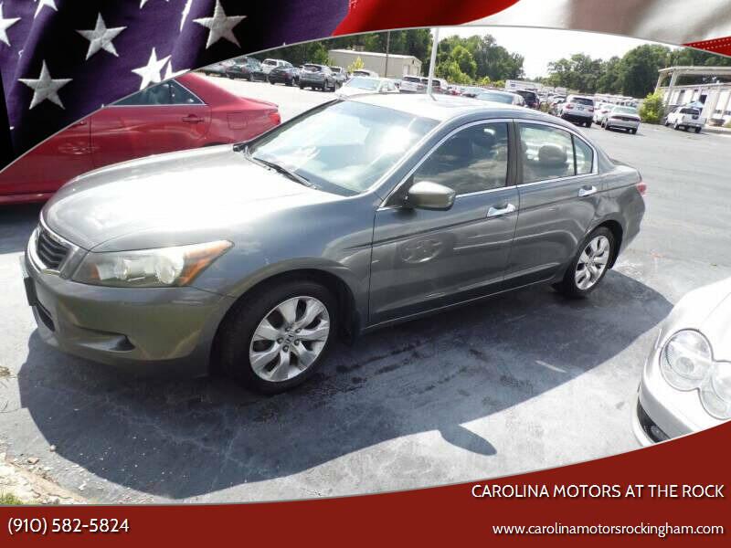 2008 Honda Accord for sale at Carolina Motors in Thomasville NC