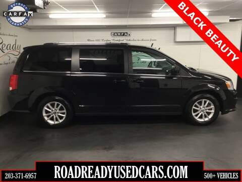 2019 Dodge Grand Caravan for sale at Road Ready Used Cars in Ansonia CT