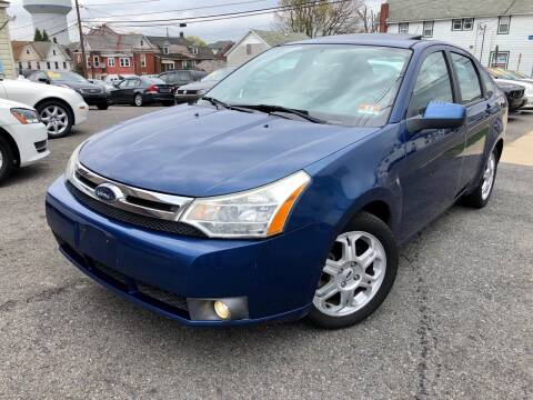 2009 Ford Focus for sale at Majestic Auto Trade in Easton PA