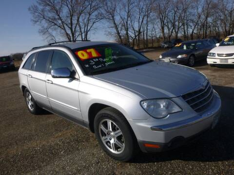 2007 Chrysler Pacifica for sale at Country Side Car Sales in Elk River MN