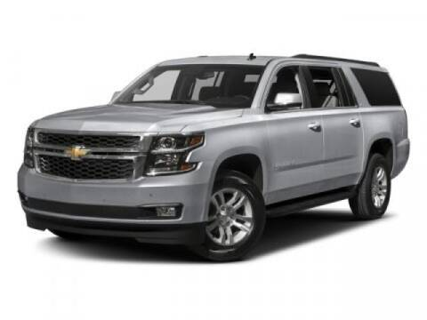 2017 Chevrolet Suburban for sale at Van Griffith Kia Granbury in Granbury TX