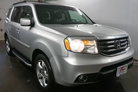 2013 Honda Pilot for sale at World Auto Net in Cuyahoga Falls OH
