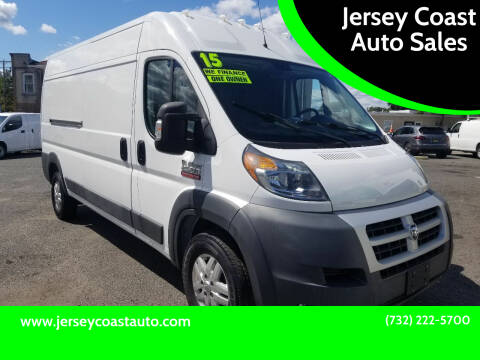 2015 RAM ProMaster Cargo for sale at Jersey Coast Auto Sales in Long Branch NJ