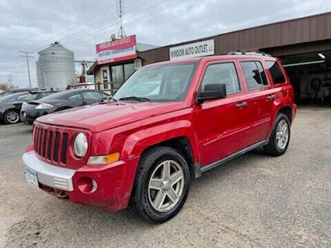 2007 Jeep Patriot for sale at WINDOM AUTO OUTLET LLC in Windom MN