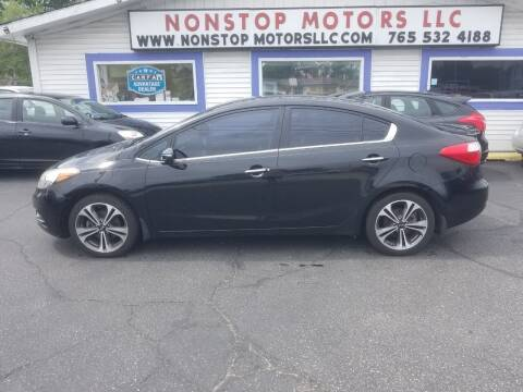 2014 Kia Forte for sale at Nonstop Motors in Indianapolis IN