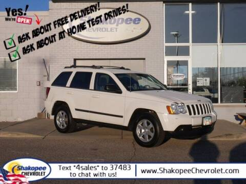 2009 Jeep Grand Cherokee for sale at SHAKOPEE CHEVROLET in Shakopee MN