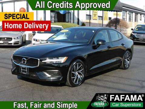 2019 Volvo S60 for sale at FAFAMA AUTO SALES Inc in Milford MA