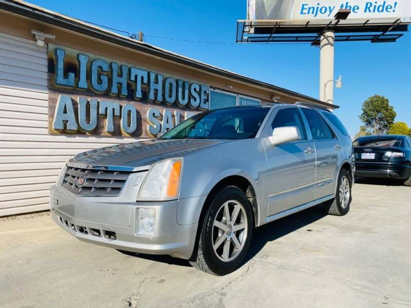2004 Cadillac SRX for sale at Lighthouse Auto Sales LLC in Grand Junction CO