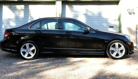 2010 Mercedes-Benz C-Class for sale at Special Finance of Charleston LLC in Moncks Corner SC