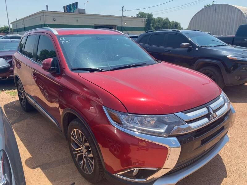2016 Mitsubishi Outlander for sale at Street Smart Auto Brokers in Colorado Springs CO