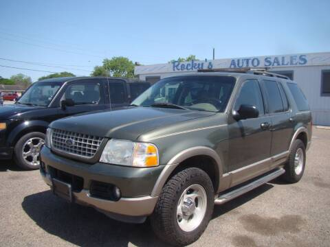 2004 Ford Explorer for sale at Rocky's Auto Sales in Corpus Christi TX