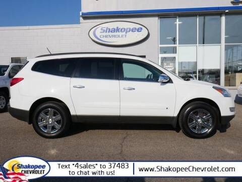 2010 Chevrolet Traverse for sale at SHAKOPEE CHEVROLET in Shakopee MN