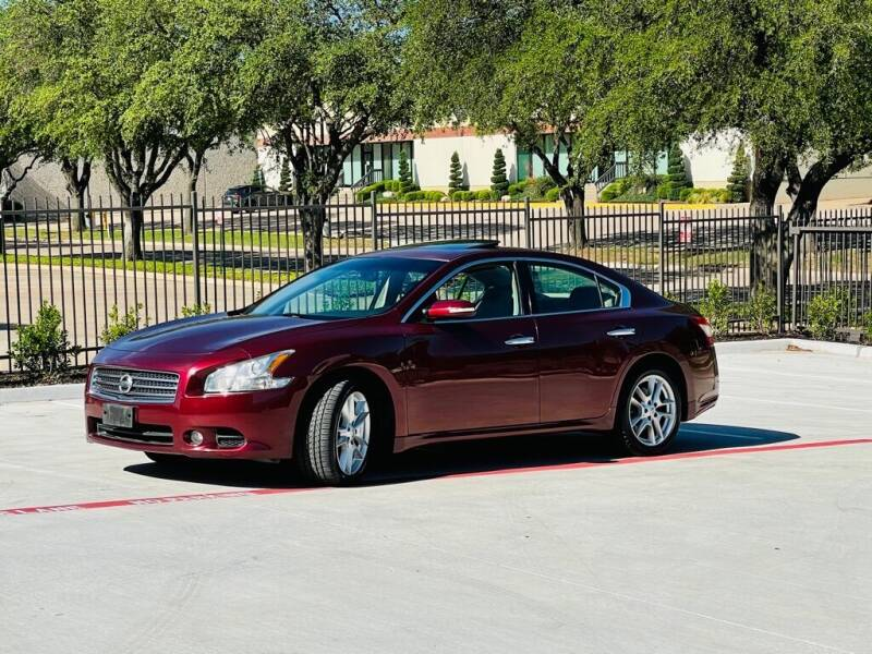 2009 Nissan Maxima for sale in Dallas, TX