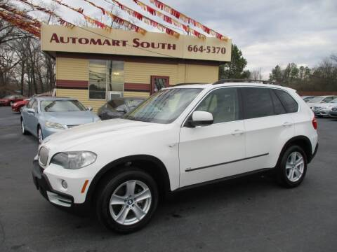 2007 BMW X5 for sale at Automart South in Alabaster AL