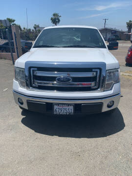 2014 Ford F-150 for sale at GRAND AUTO SALES - CALL or TEXT us at 619-503-3657 in Spring Valley CA