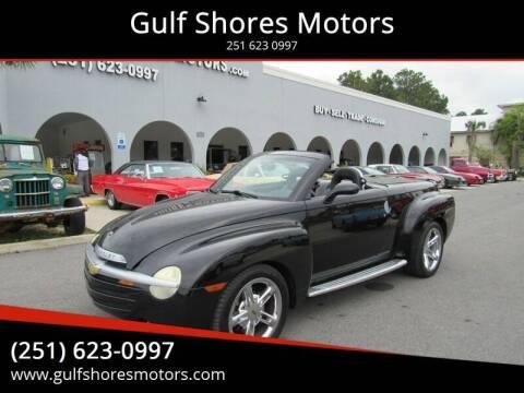 2004 Chevrolet SSR for sale at Gulf Shores Motors in Gulf Shores AL