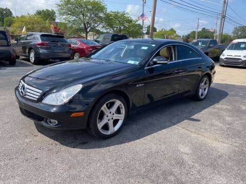 2007 Mercedes-Benz CLS for sale at TKP Auto Sales in Eastlake OH