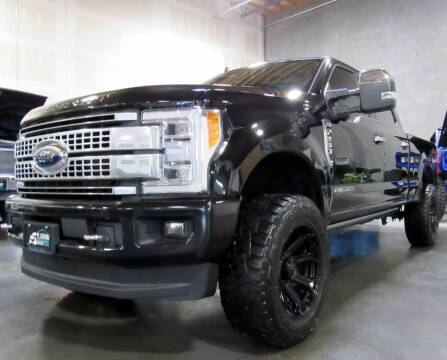 2019 Ford F-250 Super Duty for sale at Platinum Motors in Portland OR