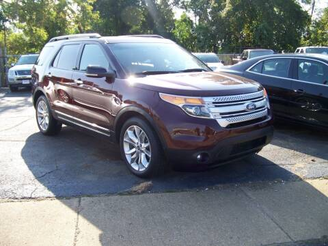 2012 Ford Explorer for sale at Collector Car Co in Zanesville OH