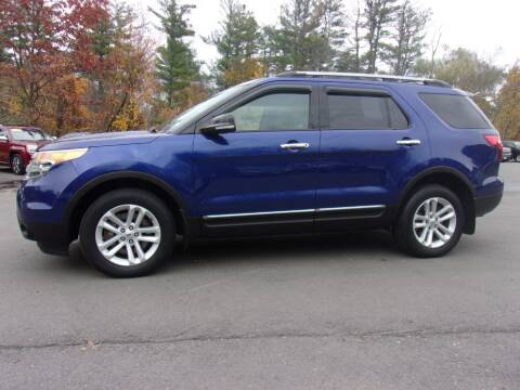 2015 Ford Explorer for sale at Mark's Discount Truck & Auto Sales in Londonderry NH