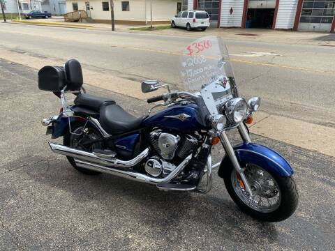 2008 Kawasaki Vulcan for sale at PEKIN DOWNTOWN AUTO SALES in Pekin IL