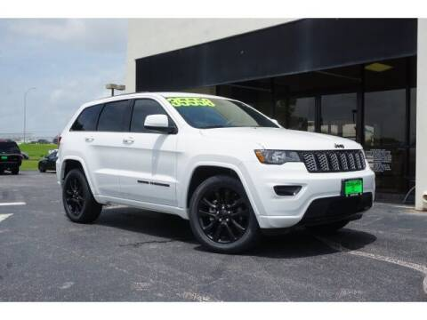 2019 Jeep Grand Cherokee for sale at Douglass Automotive Group - Douglas Volkswagen in Bryan TX