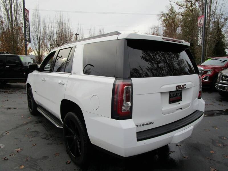 2016 GMC Yukon 4x4 SLT 4dr SUV - Salem OR