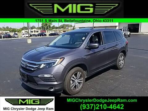 2018 Honda Pilot for sale at MIG Chrysler Dodge Jeep Ram in Bellefontaine OH