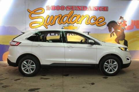 2018 Ford Edge for sale at Sundance Chevrolet in Grand Ledge MI