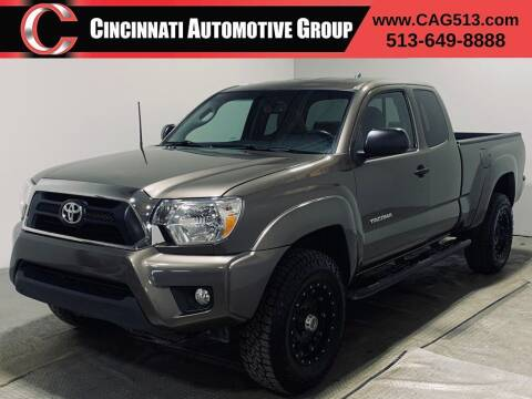 2012 Toyota Tacoma for sale at Cincinnati Automotive Group in Lebanon OH