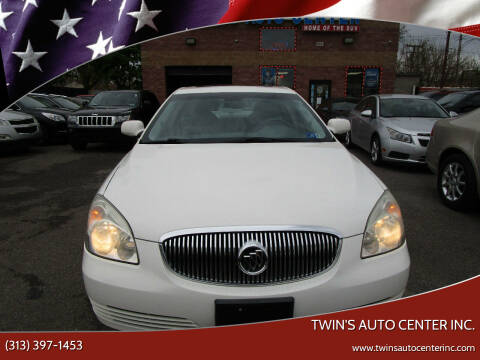2008 Buick Lucerne for sale at Twin's Auto Center Inc. in Detroit MI