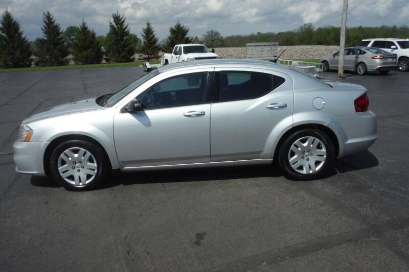 2012 Dodge Avenger for sale at Bryan Auto Depot in Bryan OH
