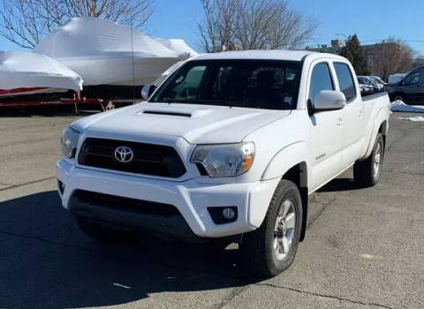 2012 Toyota Tacoma for sale at Broadway Garage of Columbia County Inc. in Hudson NY