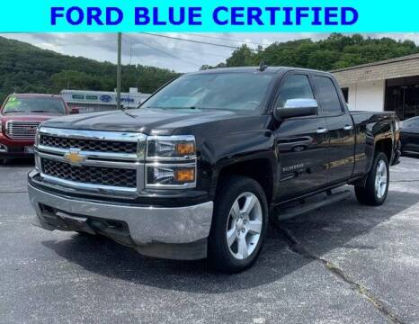 2015 Chevrolet Silverado 1500 for sale at PHIL SMITH AUTOMOTIVE GROUP - Tallahassee Ford Lincoln in Tallahassee FL