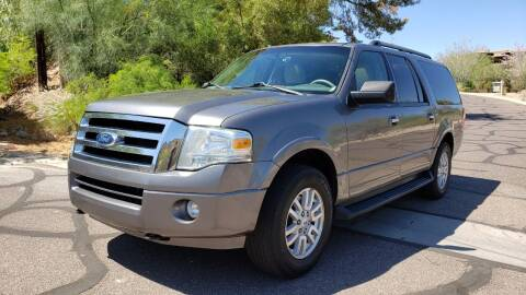 2012 Ford Expedition EL for sale at BUY RIGHT AUTO SALES in Phoenix AZ