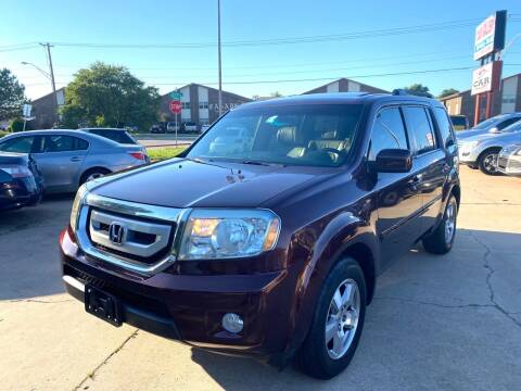 2009 Honda Pilot for sale at Car Gallery in Oklahoma City OK