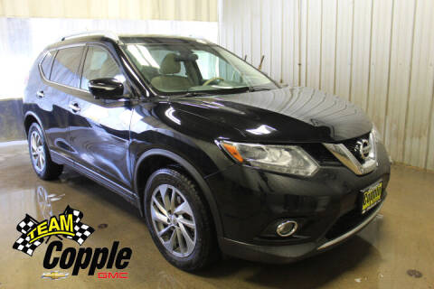 2015 Nissan Rogue for sale at Copple Chevrolet GMC Inc in Louisville NE