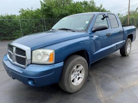 2006 Dodge Dakota for sale at American Motors Inc. - Cahokia in Cahokia IL