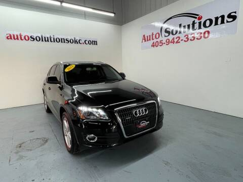 2011 Audi Q5 for sale at Auto Solutions in Warr Acres OK