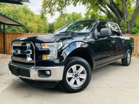 2015 Ford F-150 for sale at DFW Auto Provider in Haltom City TX