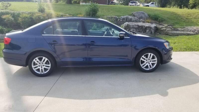 2013 Volkswagen Jetta for sale at HIGHWAY 12 MOTORSPORTS in Nashville TN