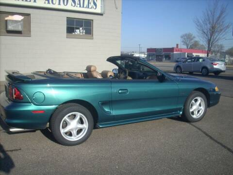 1997 Ford Mustang for sale at Ranney's Auto Sales in Eau Claire WI