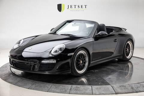 2011 Porsche 911 for sale at Jetset Automotive in Cedar Rapids IA